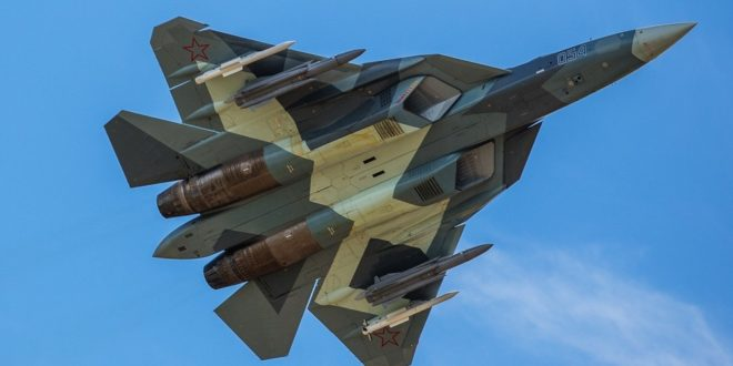 Will the Russian Air Force Beat the US Air Force to the Punch with 6th-Gen Jet Fighter Aircraft-Mounted Laser Weapons, Radio-Photonic Radar ('Radio Vision'), Microwave Weapons and Guided Electronic Munitions? Let's Hope Not.