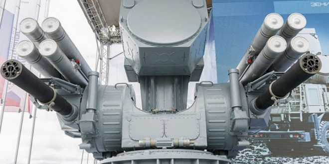 Russian Navy to Get Pantsir-ME Missile Cannon Ship-Defense System: 'Robo-Cop of the Seas', Brought to You by KBP (Russian Instrument Design Bureau)