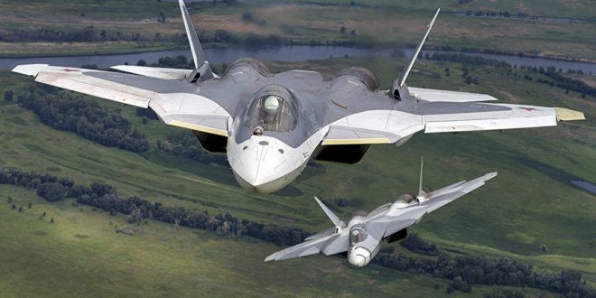 Sukhoi PAK FA T-50 'Raptorsky' Going into Production as Sukhoi Su-57 5th-Gen Multi-Role Low-Observable/Stealth Fighter Jet Manned/UAS/UAV/Drone Aircraft!