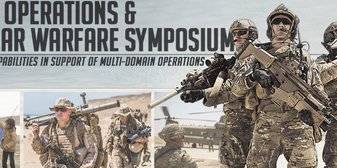 Defense Strategies Institute (DSI) Special Operations and Irregular Warfare Symposium 2017 is Coming Up Fast! Don't Miss It!