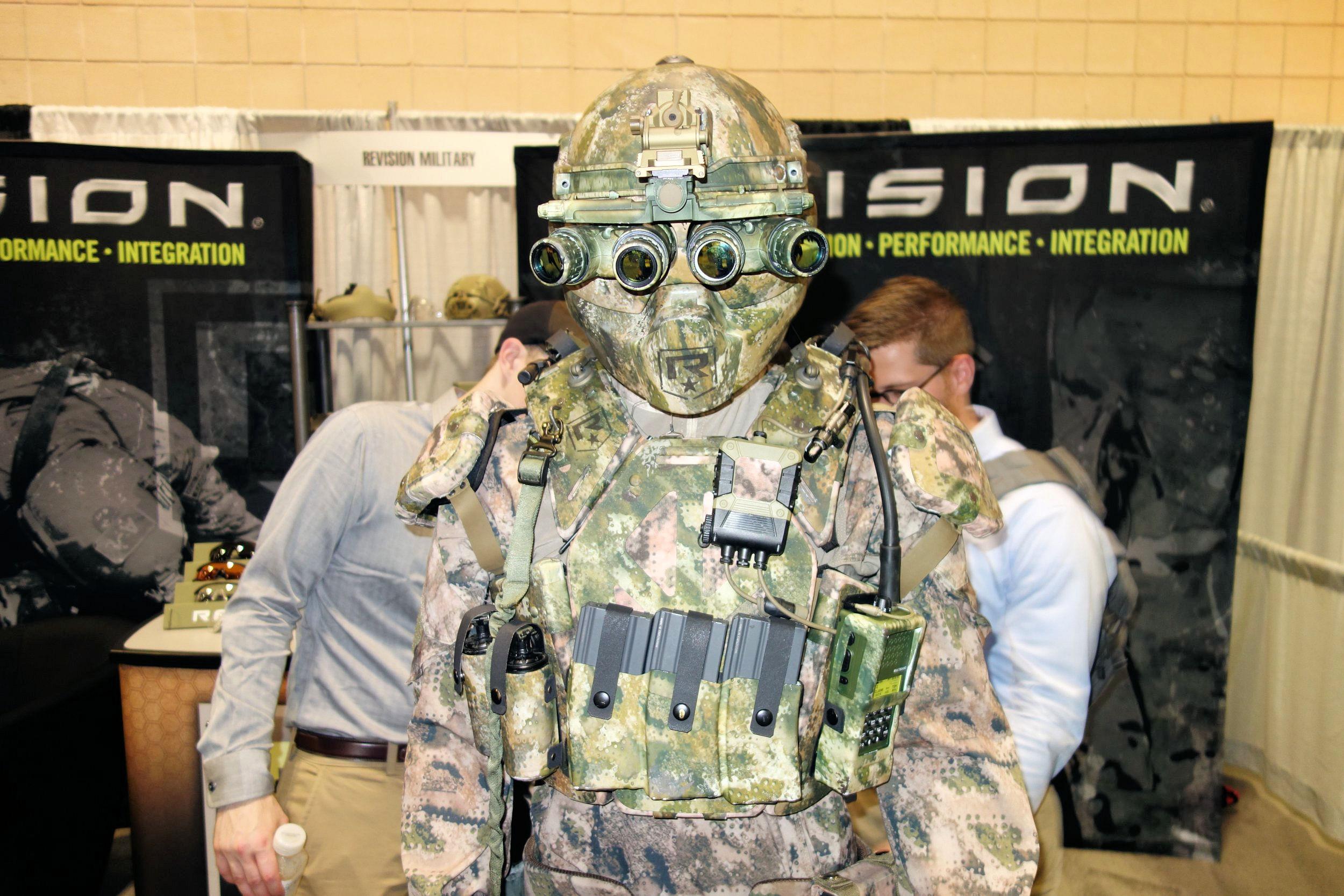 Super-Human Future Super Soldiers Scare Vlademir Putin, So ...