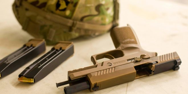 US Army  1st Brigade Combat Team, 101st Airborne Division (Air Assault) Fields SIG SAUER M17/M18 Modular Handgun System (MHS) Striker-Fired 9mm Combat/Tactical Pistols!