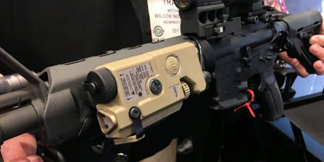 Wilcox Industries RAID (Ruggedized Aiming/Illumination Device) VCSEL Visible/IR Laser Aimer/ Illuminator Module for Combat M4/4A1 and Tactical AR-15 Carbine/SBR's! (Video!)