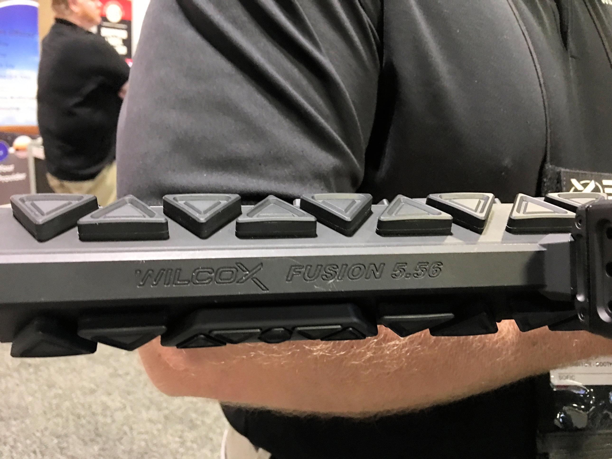 Wilcox Industries Fusion Amp Rail Powered M4 M4a1 Ar 15
