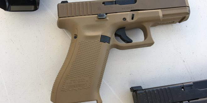 Glock 19X (G19X), Glock 19 (G19) Gen5, Glock 17 (G17) Gen5, and Glock 34 (G34) Gen5 at the Range: Some Interesting New Pistols