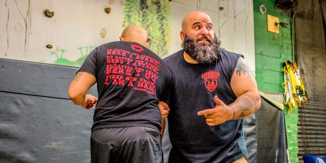 VioPrep 101 Counter-Violence Self-Defense Combatives (Real Fighting) Training AAR: On the Road to 'Ground W.A.R.'