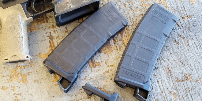 MagPod PMAG AR-15 Magazine Base Pad(s)/Floorplate: Sometimes it's the little things that count!