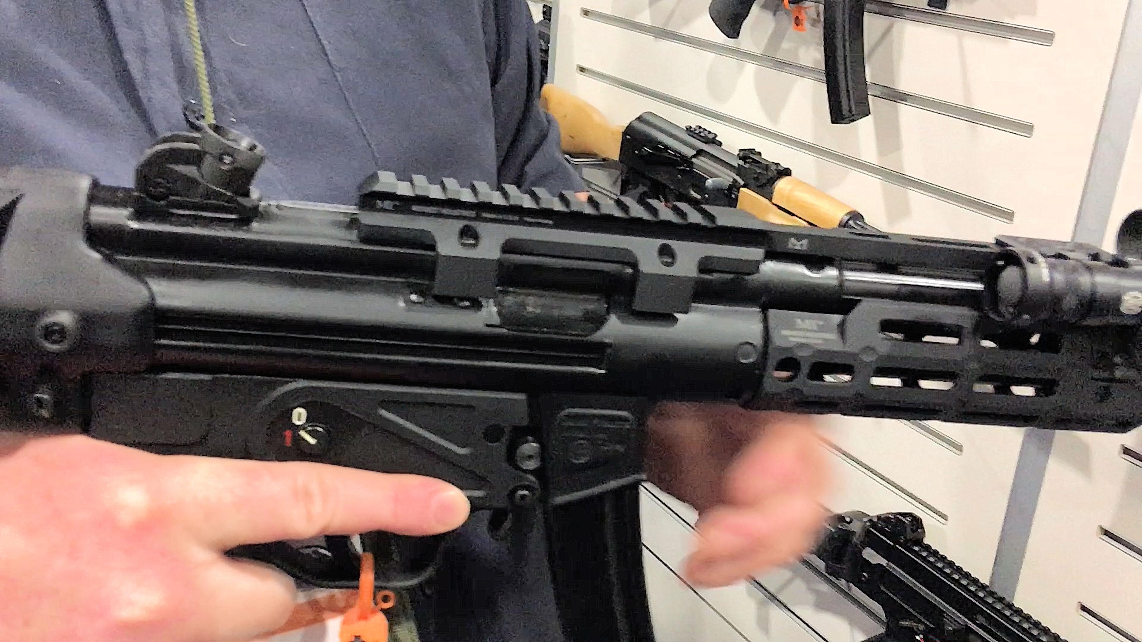 Midwest Industries MI M-LOK Tactical Handguards/Forend Rail