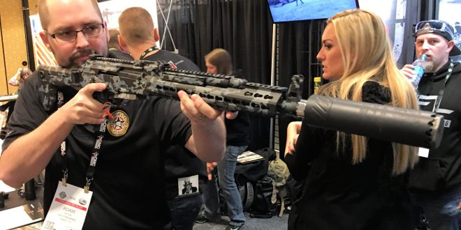 Joe Firearms AJAK Enhanced Combat/Tactical AK Carbines and SBR's: Americansky Kalashnikov Ergonomics and Ruggedness Taken to the Max (Video!)