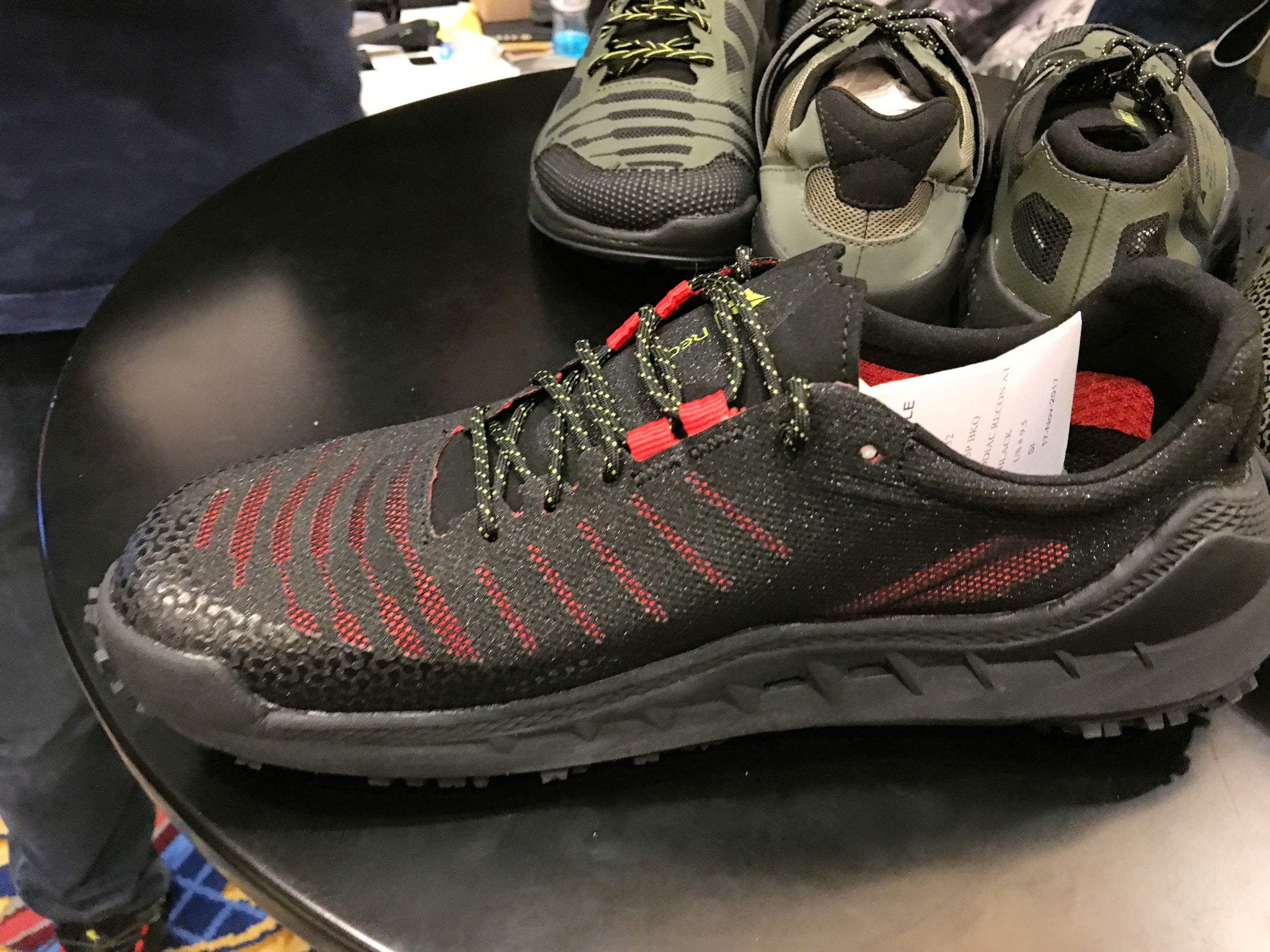 LALO Tactical Fitness and Running Shoes with Reactive