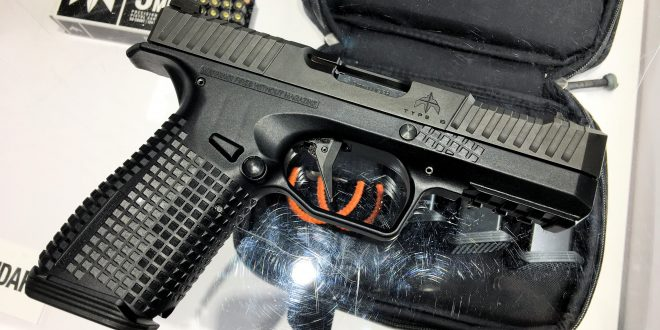 Archon Firearms Type B Striker-Fired Semi-Auto 9mm Combat/Tactical Pistol with Ulta-Low Bore Axis: Going up Against the Gen5 Glock 17/19 and CZ P-10 C Pistols!