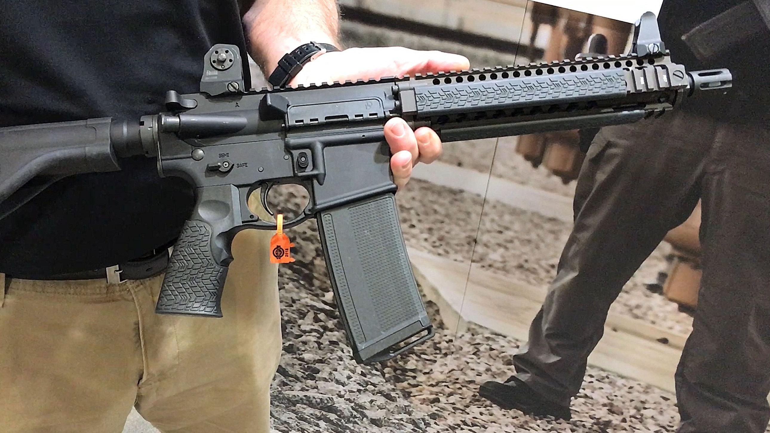 Daniel Defense DD MK18 (MIL-SPEC+) 10 3″ Tactical AR-15
