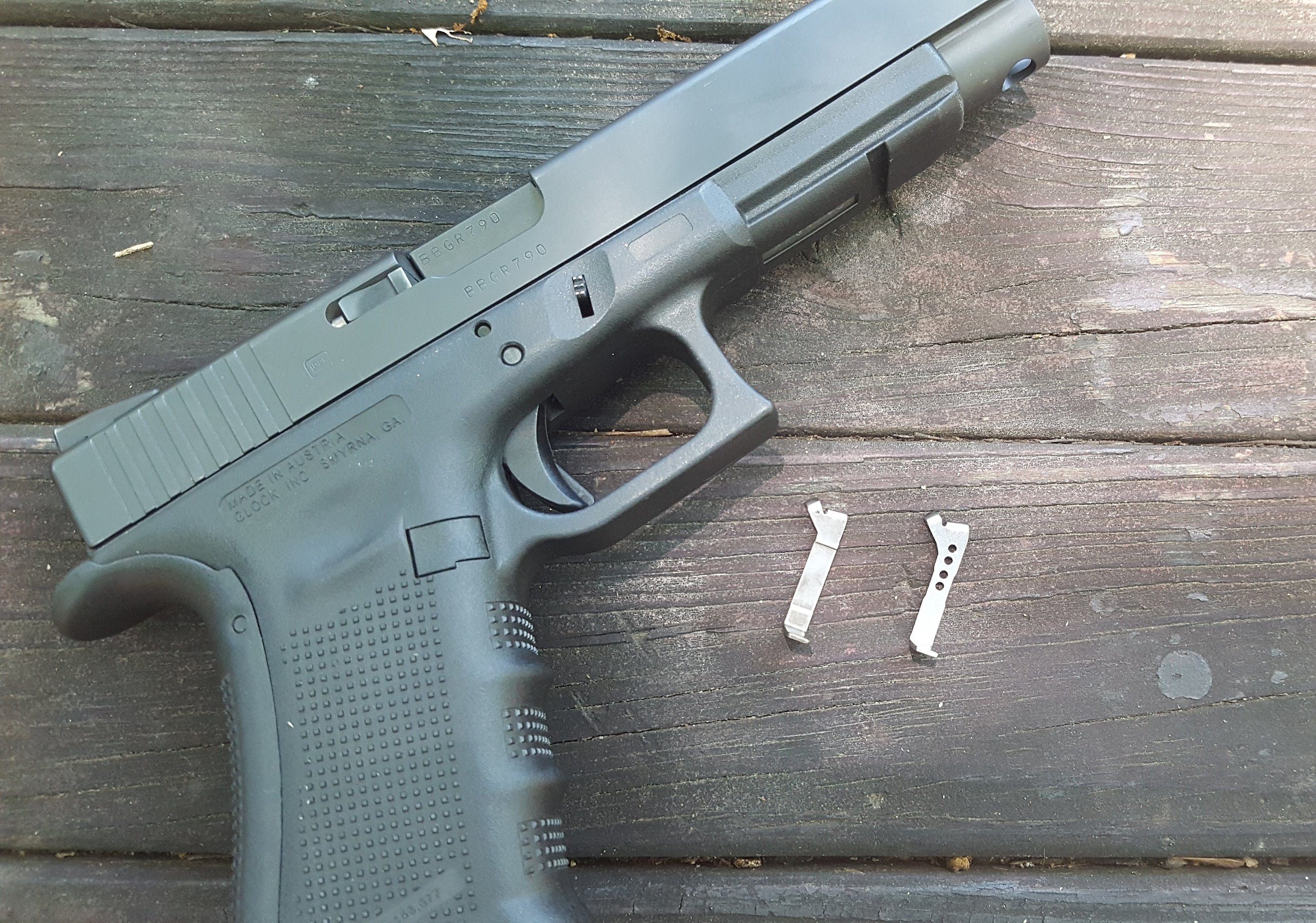 Improving your Glock for under $100 Part II: Connectors