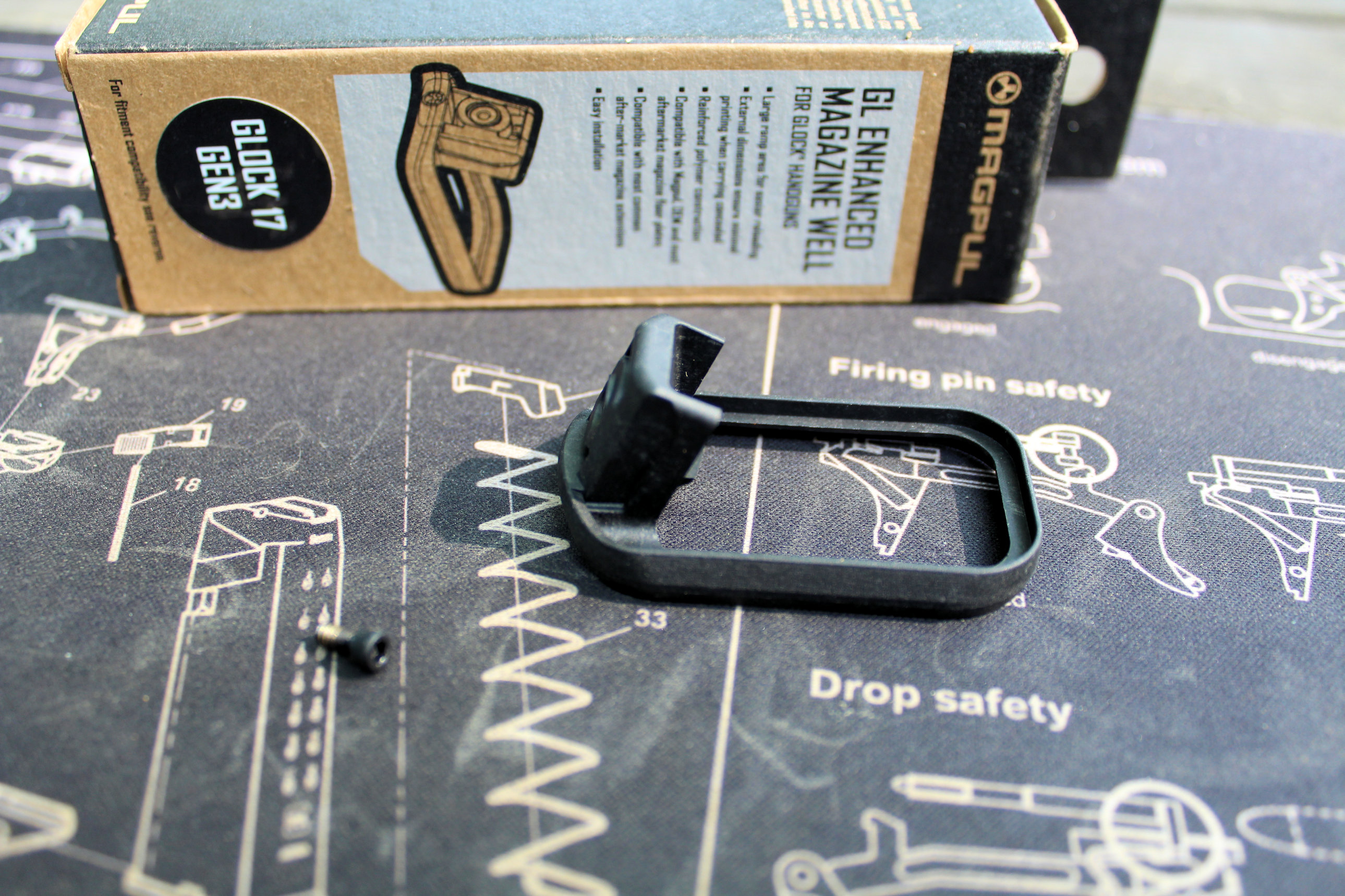 Improving your Glock for under $100 Part II: Connectors, Sights and