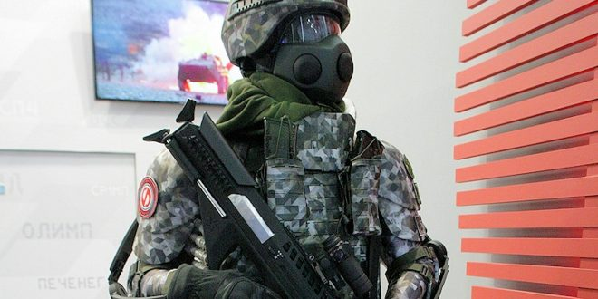 Rostec Active and Passive Exoskeleton Technology in the Works for Russian Military Ratnik-3 Future Soldier Program