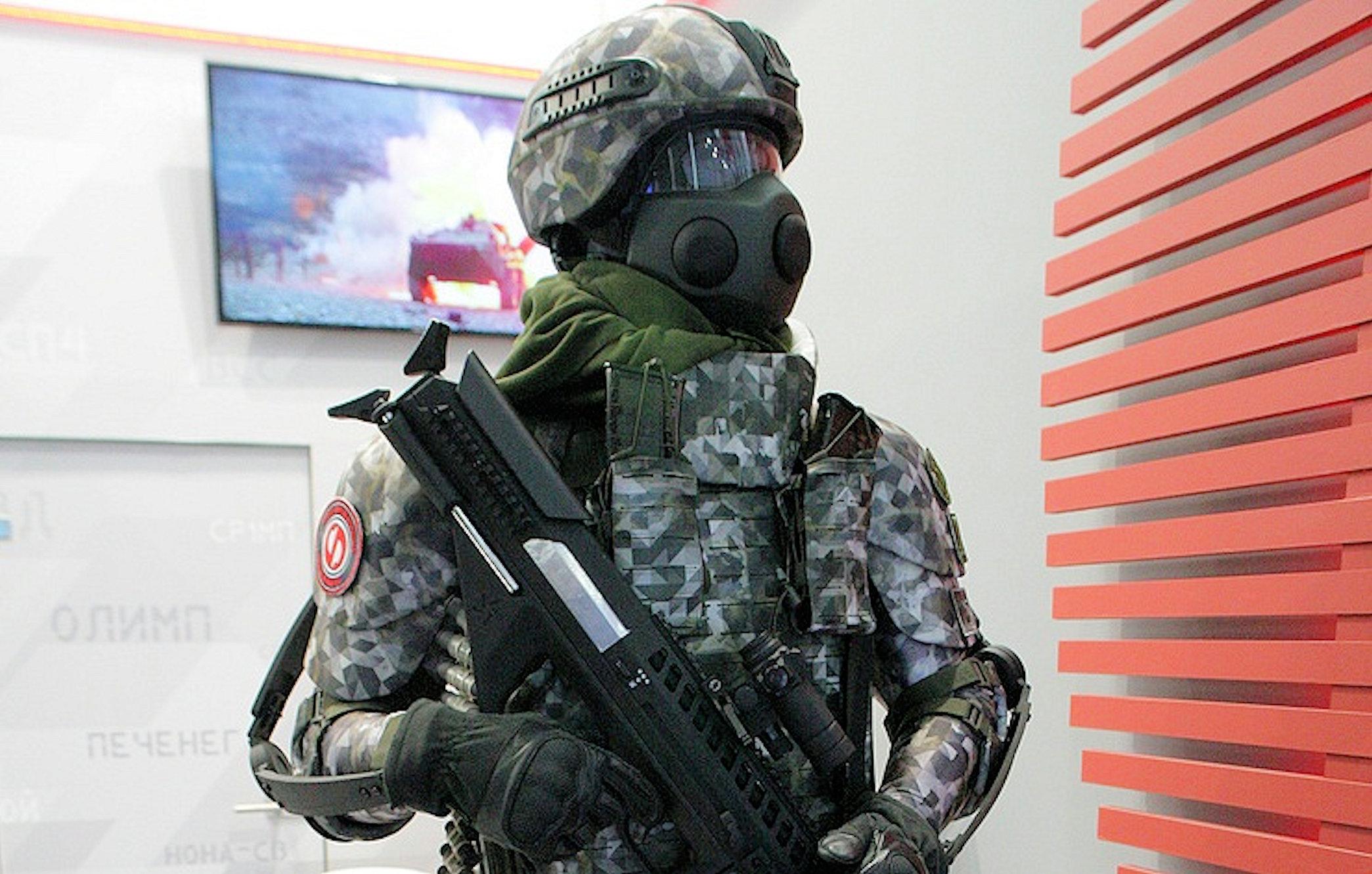 General assault armor 6B43: description, characteristics, protection class 80