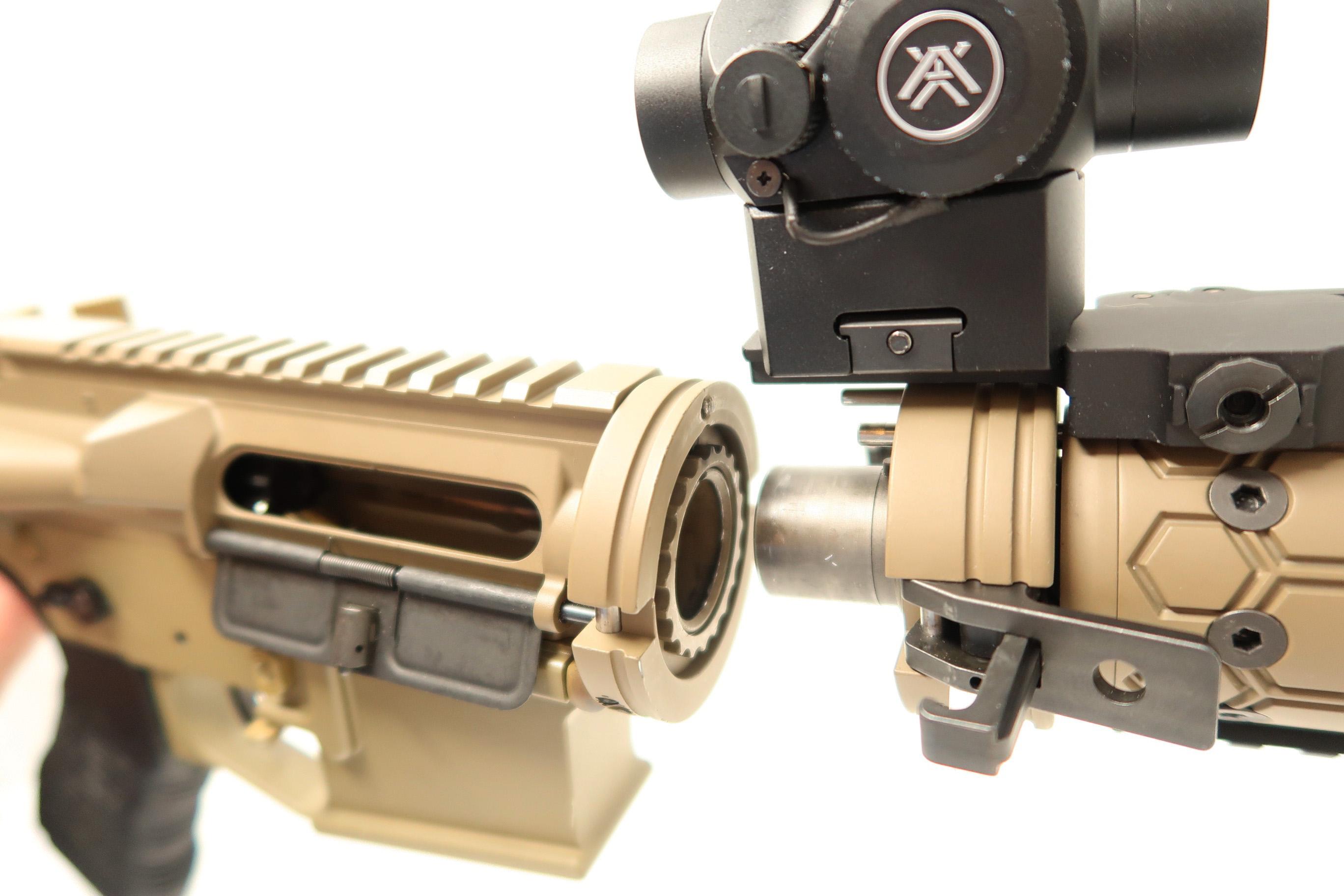 Customized Multi-Caliber Combat/Tactical AR-15 Short