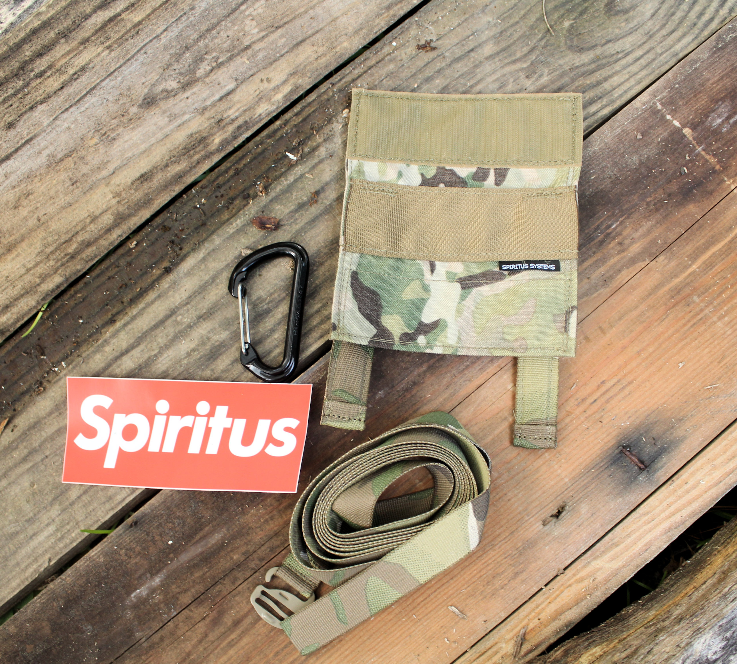 Spiritus Systems Recovery Handle Product Improved Darc