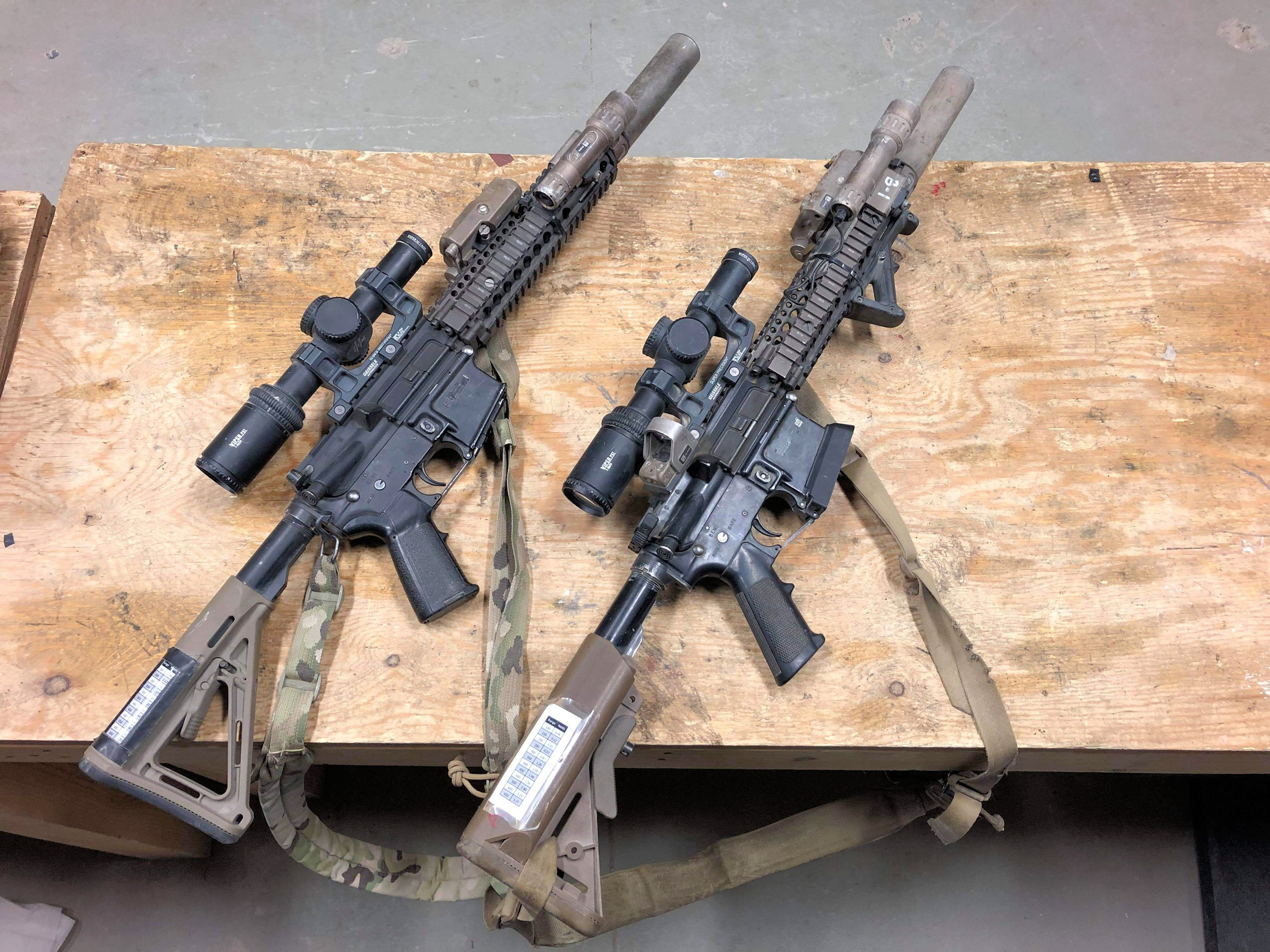 What is it about the AR-15 platform that has contributed to