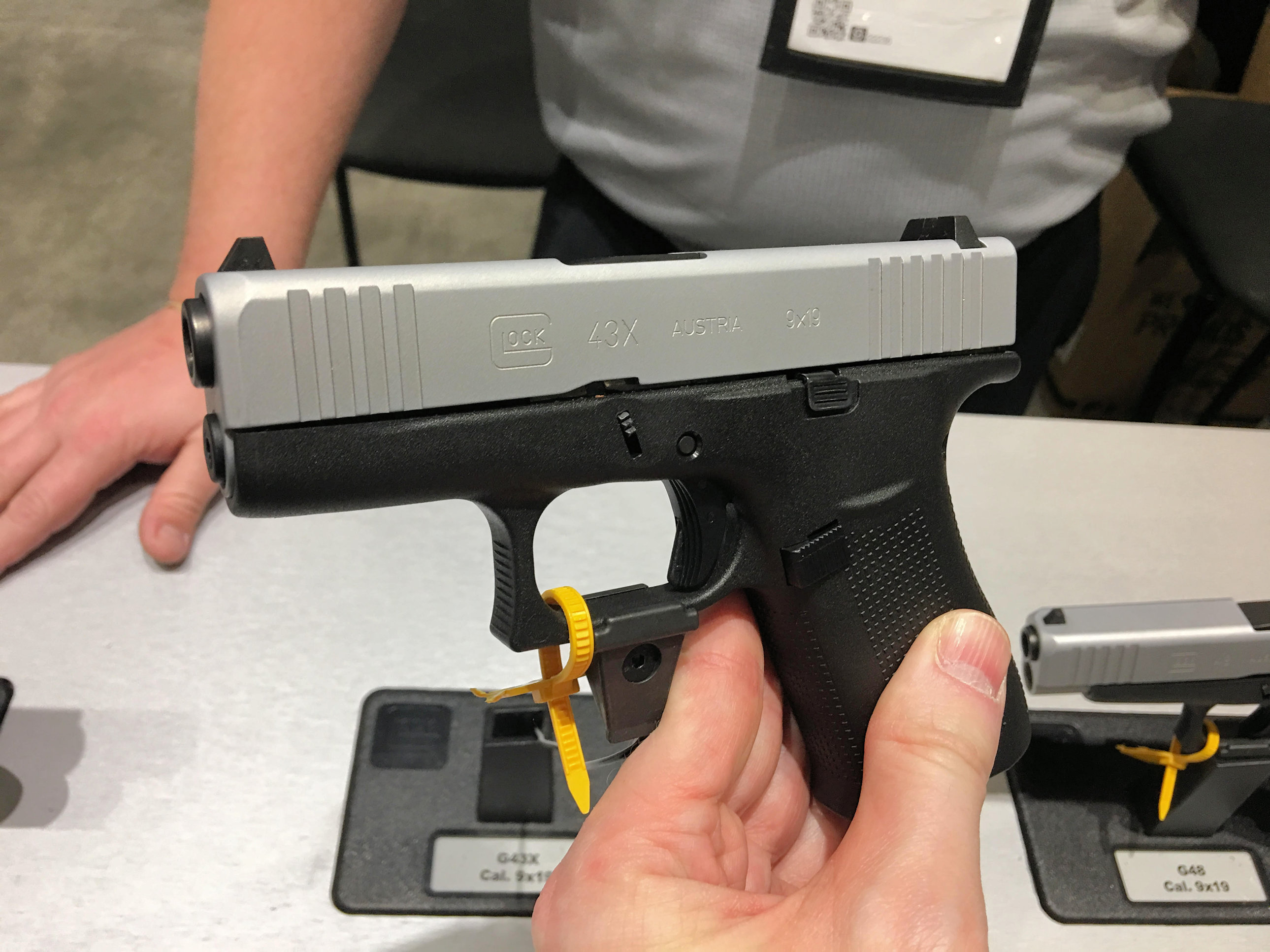 Glock serial numbers and dates