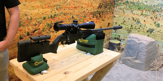 Daniel Defense DD Delta 5 Modular .308 Winchester/6.5 Creedmoor Tactical Bolt-action Rifle/Carbine's Got Some Interchangeable, Suppressed Barrel Mojo! (Video!)