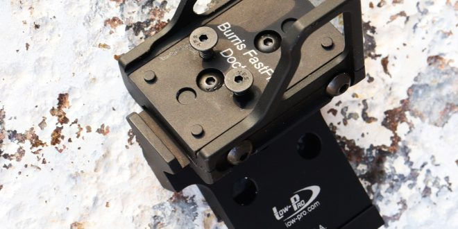 AMS Machine MRD Mount with Extended Accessory Rail: The Ultimate 45-Degree Offset Mount for Mini Red Dot Sights!