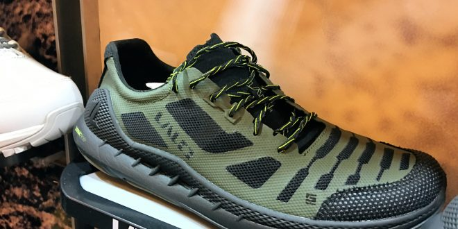 LALO Tactical Crosstraining Fitness Sneakers and Running Shoes Go Even Higher-Tech! (Videos!)