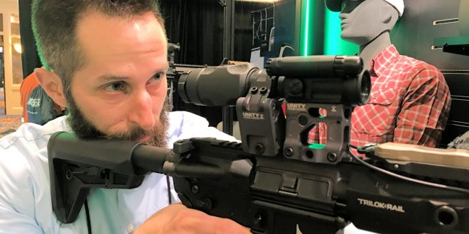 Unity Tactical FAST Combat Optic Mounts for Dynamic CQB/CQC and Urban Warfare Ops! (Video!)