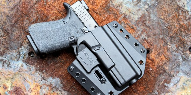 DR Video: Jeff Gurwitch Reviews the Bravo Concealment BCA 3.0 Gun Holster: Outside-the-Waist-Band (OWB) Glock 19 (G19) Combat/Tactical Pistol Holster Gets the Gurwitch Treatment at the Range!