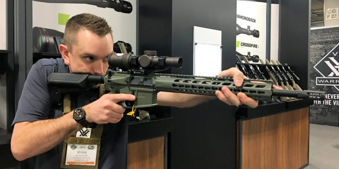 Vortex Razor HD Gen II-E (Enhanced) 1-6×24 Combat/Tactical Scope for Military Special Operations Forces (SOF) and 3-Gun Shooters! (Video!)