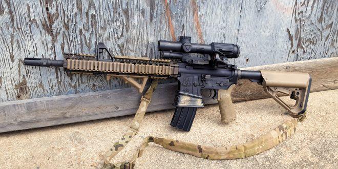 The Build Episode II: Special Forces SOPMOD Block II M4A1-Type Combat/Tactical AR-15 Carbine Deployment Clone Gun Build!