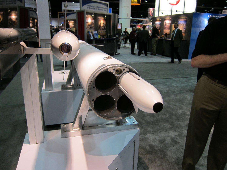 <!--:en-->MBDA Semi-Active Laser-Guided Zuni Rocket with 4-Shot LAU-10 Rocket Pod (Launch Pod): Precision-Guided Rockets Get a Big Boost (Photos!)<!--:-->