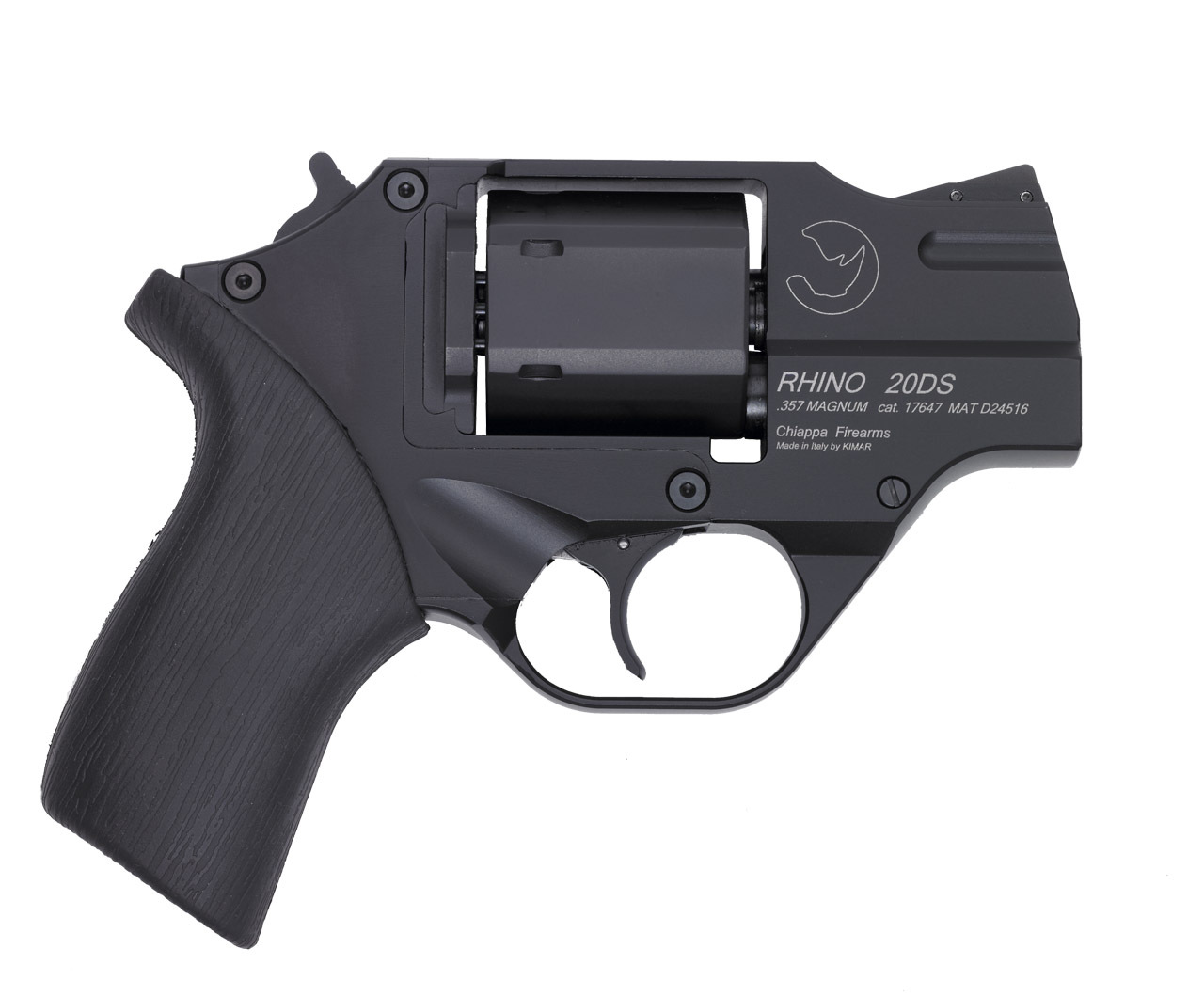 <!--:en-->Chiappa Rhino 6-Shot .357 Magnum Revolver for Concealed Carry (CCW) Applications<!--:-->