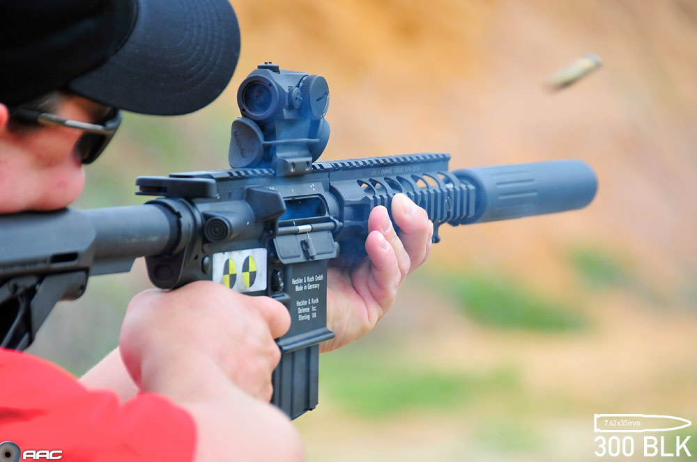 <!--:en-->300 AAC Blackout (.300BLK) 7.62x35mm Heavy Supersonic/Subsonic Rifle Cartridge for Military Special Operations Applications: Will it Fly?<!--:-->