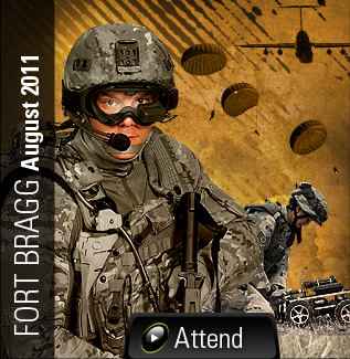 <!--:en-->IDGA's 3rd Annual Soldier Equipment & Technology Expo & Conference (Fort Bragg, NC) Starts Tomorrow (August 30)!<!--:-->