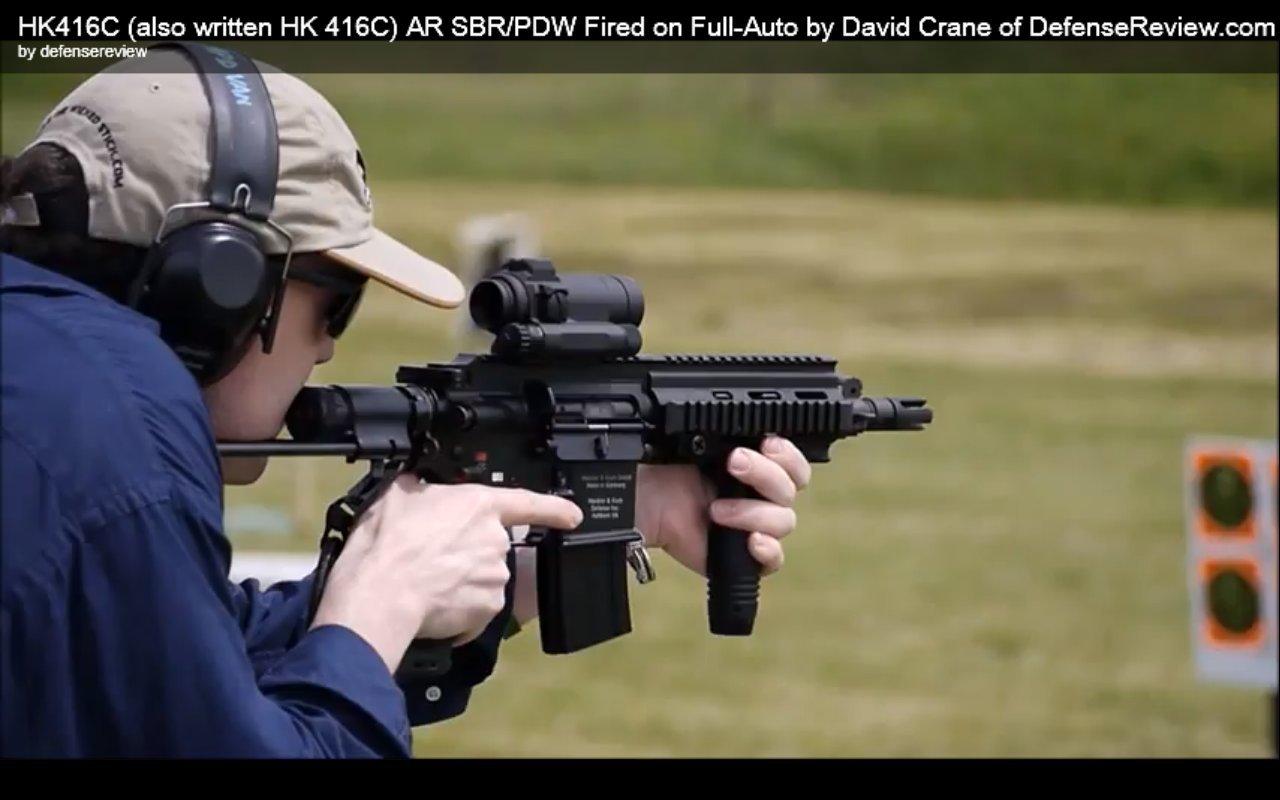 "The U.S. Army's Next Carbine: Hello Gas Piston/Op-Rod ""Enhanced M4/M4A1 Carbine""-Type AR (AR-15), Goodbye Direct Gas Impingement (DGI) Operation?"