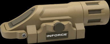 INFORCE WML White/IR (Visible/Infrared) Multifunction Weapon Mounted Light/Tactical Weapons Light for Tactical Rifle/Carbine/SBRs: Sleek and Sexy, but is it Ready for Prime Time?