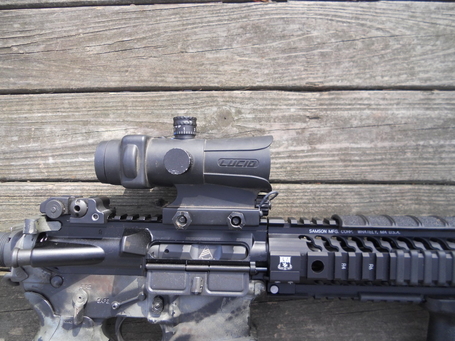 Lucid HD7 Red Dot Sight with Auto-Brightness Reticle Capability: Best Combat Optic under $500 for Close Quarters Battle (CQB)?