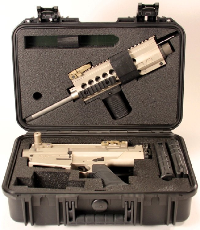 """DRD Tactical Paratus Rifle: """"Revolutionary"""" 7.62mm NATO/.308 Win. Quick-Breakdown/Takedown Tactical AR Rifle/Carbine for Clandestine Break-Down Semi-Automatic Rifle (CSR) and Compact Semi-Automatic Sniper System (CSASS) (Video!)"""