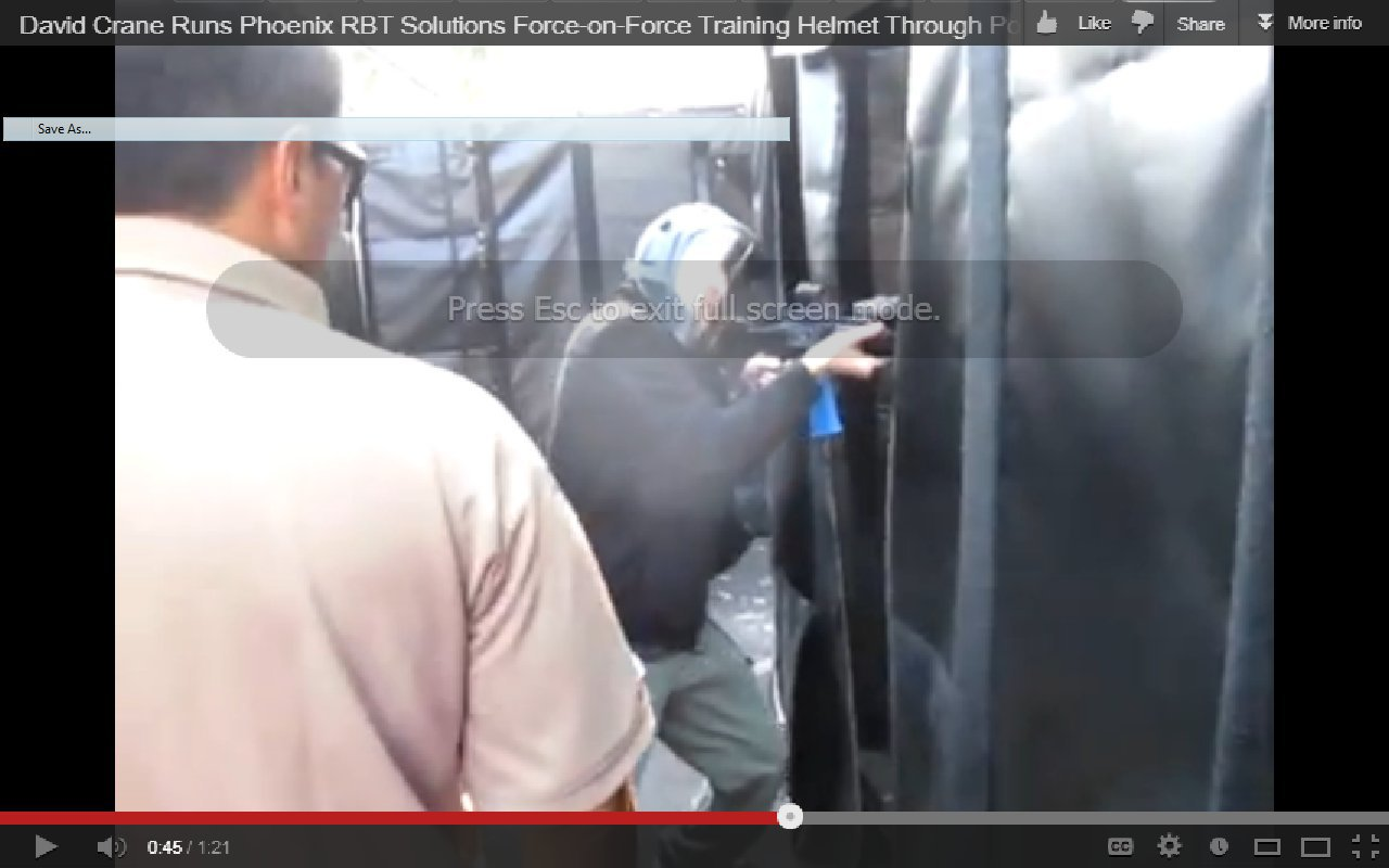 Phoenix RBT Solutions Portable Training Facility (PTF): Mission-Configurable Shoot House for Force-on-Force Gunfighting and Tactical Shooting Training with Ultimate Training Munitions Man Marker Rounds (UTM MMR) (Video!)