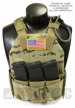"""SKD Tactical PIG """"BRIG"""" Brigandine Plate Carrier Systema vs. Hard Point Equipment Axis Modular Armor System (AMAS) Tactical Armor Carrier (Body Armor): A Cursory Comparative Rundown"""