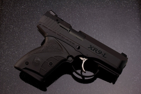 Boberg Arms XR9-L Long-Stroke, Rotating-Barrel Sub-Compact Semi-Auto 9mm Pistol for Concealed Carry (CCW): Big-Gun Ballistic Performance in a Small Package! (Video!)