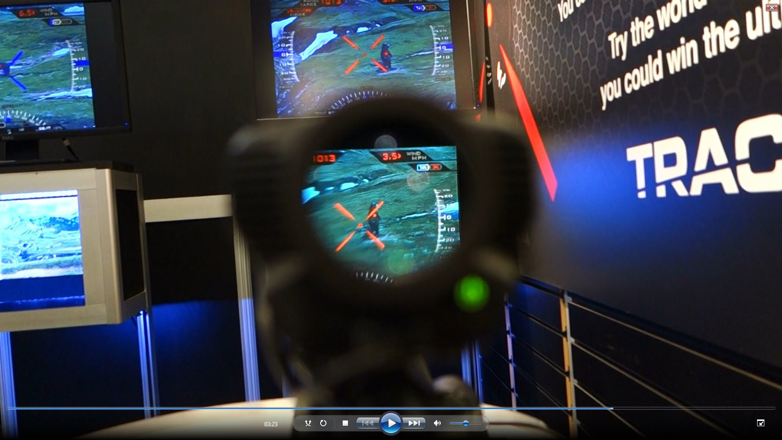 TrackingPoint XactSystem Precision Guided Firearm (PGF) Sniper Rifle Package with Surgeon Rifle and Integrated Networked Tracking Scope/Smart Scope Explained in Detail (Video!)