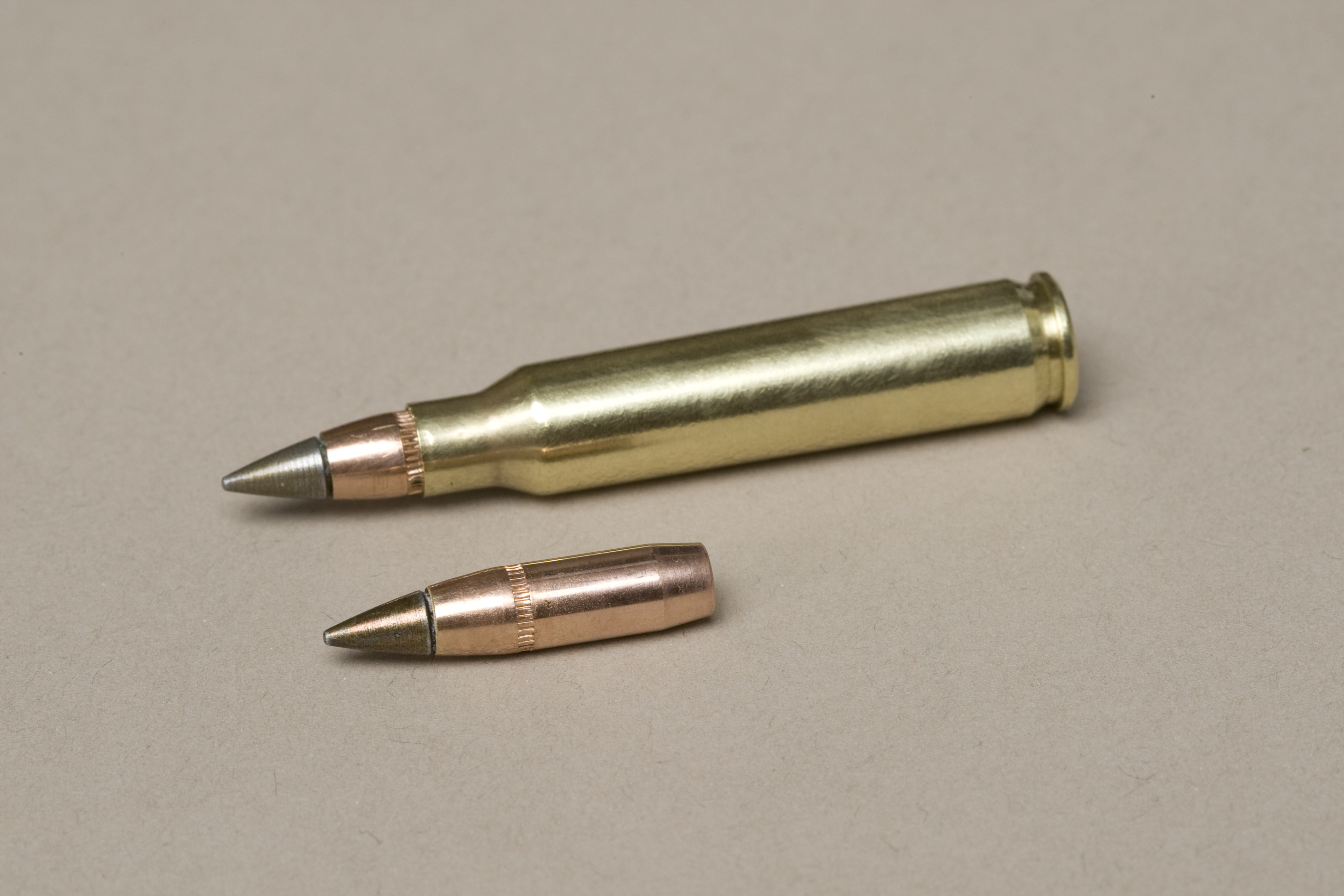 """7.62mm NATO EPR (Enhanced Performance Round) """"Green Ammo"""" Bullet with Hardened Steel Penetrator: How will it stack up to the ATK/Federal MK319 MOD 0 SOST Round?"""