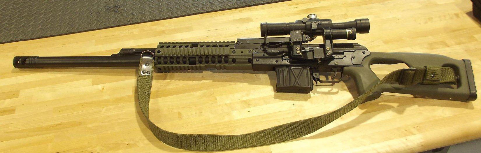 Teludyne Tech Industries (TTI) StraightJacket Barrel System Turns Tactical Kalashnikov AK/AKM Rifle/Carbine into Precision Weapon!