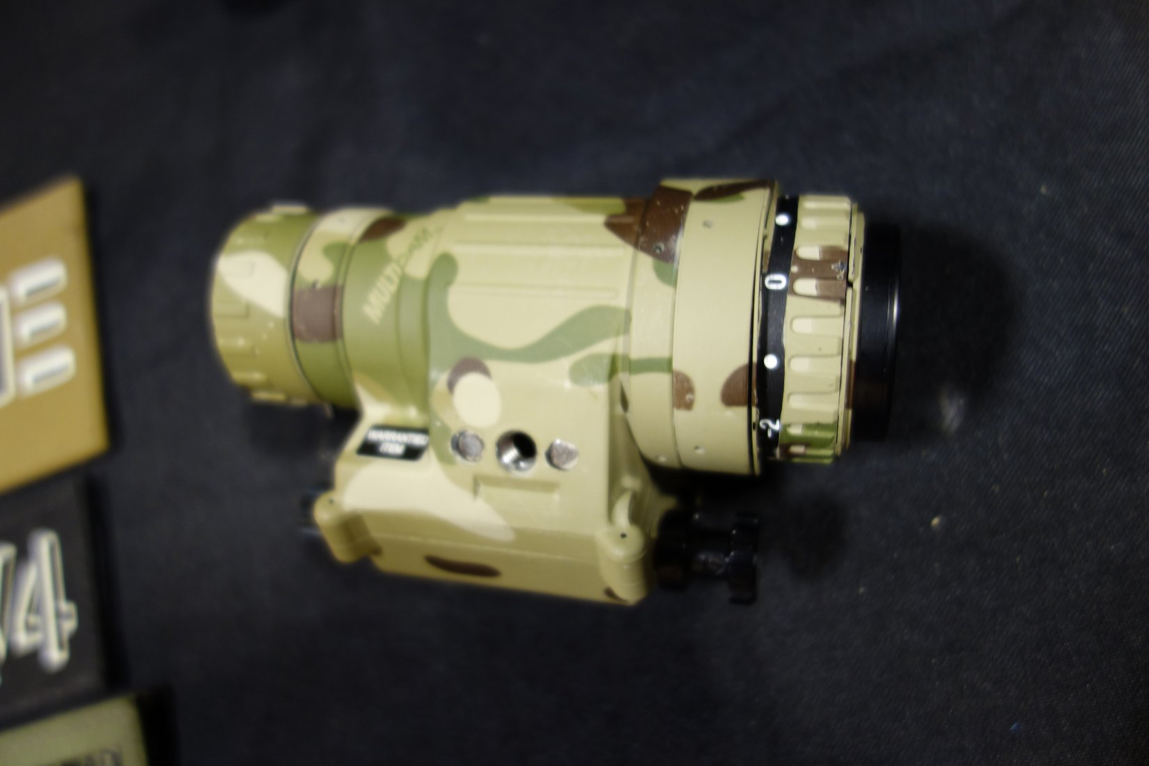 TNVC TNV/PVS-14 Tactical Night Vision Monocular (NVM) System for Military Special Operations Forces (SOF) Missions: More Modular, More Versatile