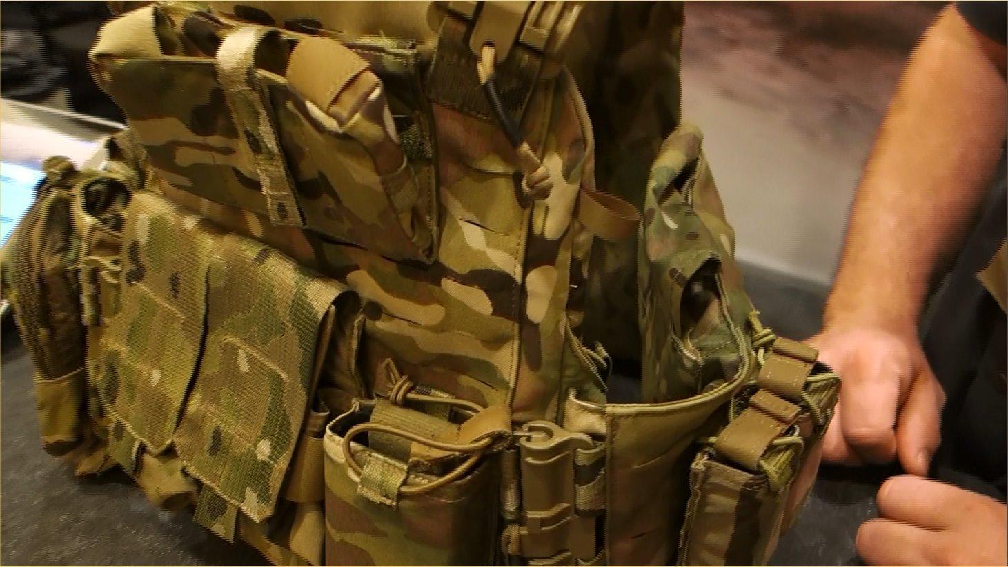 Renegade Armor Firstspear Maritime Assault Plate Carrier System