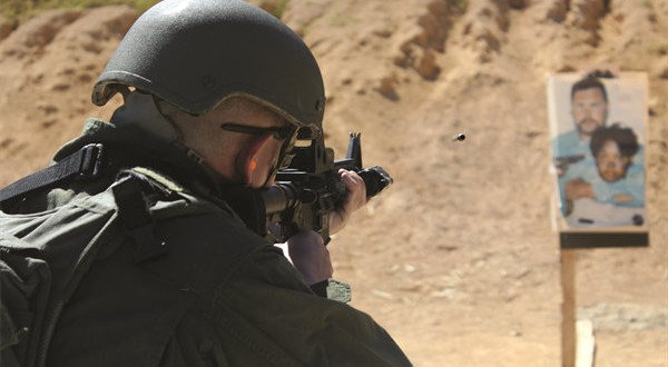 U.S. Marine Corps Special Reaction Team (USMC SRT) Receives Dynamic CQB/CQC (Close Quarters Battle/Close Quarters Combat) Gunfighting Training Focused on Enhanced Tactical TTP and Improved Tactical Carbine/Rifle and Combat Pistol Shooting Skills