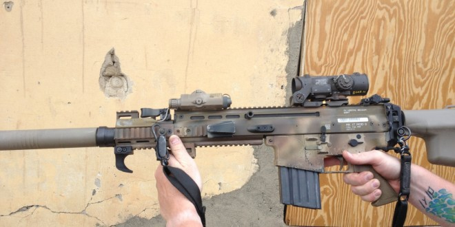 Midwest Industries MI SCAR Rail Extension for FN MK 16, FN MK 17 and FN MK 20 SSR SCAR Weapons: A Short-Term Product Review