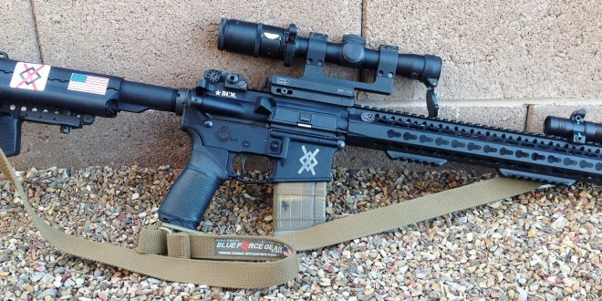 ROSCH Works (RW) SL1 Sight Light Integrated Weapon Light/Front Sight BUIS: Making the Most of Your AR-15/M4/M4A1 Carbine/SBR's Tactical Real Estate